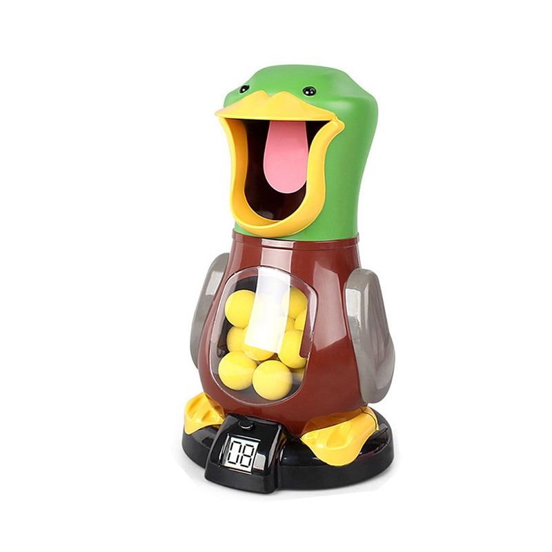 Nouveau mode arrivée canard cible électronique créatif jeu de tir intérieur Air alimenté divertissement pour tout le monde
