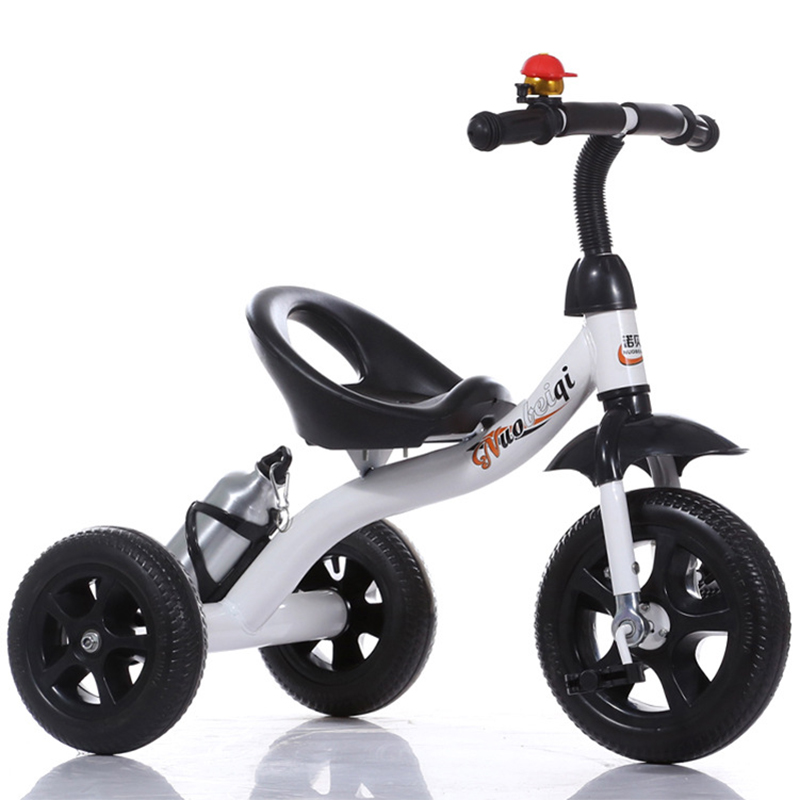 Hot Mon Free Shipping Russia Children Three-wheeled Bicycle for kid's bicycle for 3-6 Years Baby carriages xuankun atv electric three wheeled four wheeled vehicle front suspension steering brake system rocker assembly