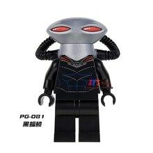 Única Venda de star wars de super-heróis da marvel Manta Negra modelo de blocos de construção tijolos brinquedos para as crianças brinquedos menino