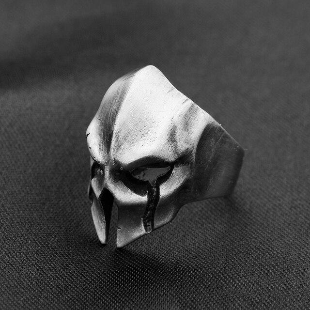 Bague crâne Skepliton  4