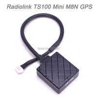 Newest Radiolink TS100 Mini M8N 8N GPS Module for Radiolink Mini PIX Pixhawk Flight Controller FPV RC Quadcopter Multirotor