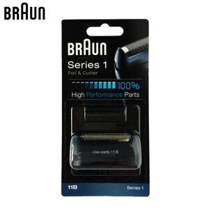 Image 2 - Braun 11B rasoi elettrici rasoio e taglierina parti ad alte prestazioni per lame serie 1 (110 120 140 150 5684 5682 nuovo 130)