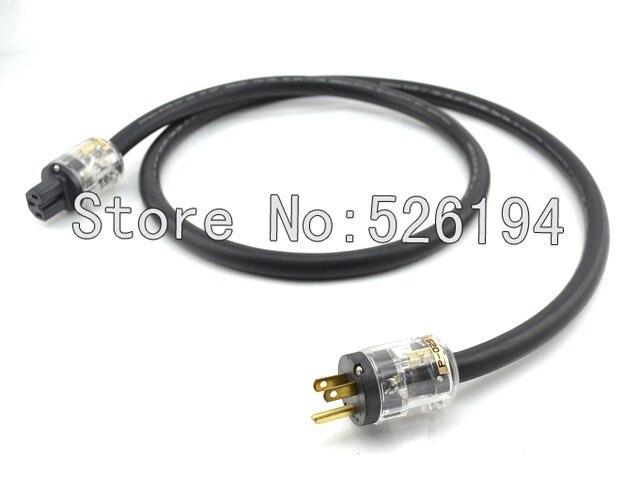 Free shipping 1.5meter/pieces Cardas Audio Audiophile Main Power Cable hifi audio power cable with P-029&C-029 connections cardas cross power cord кабель сетевой купить