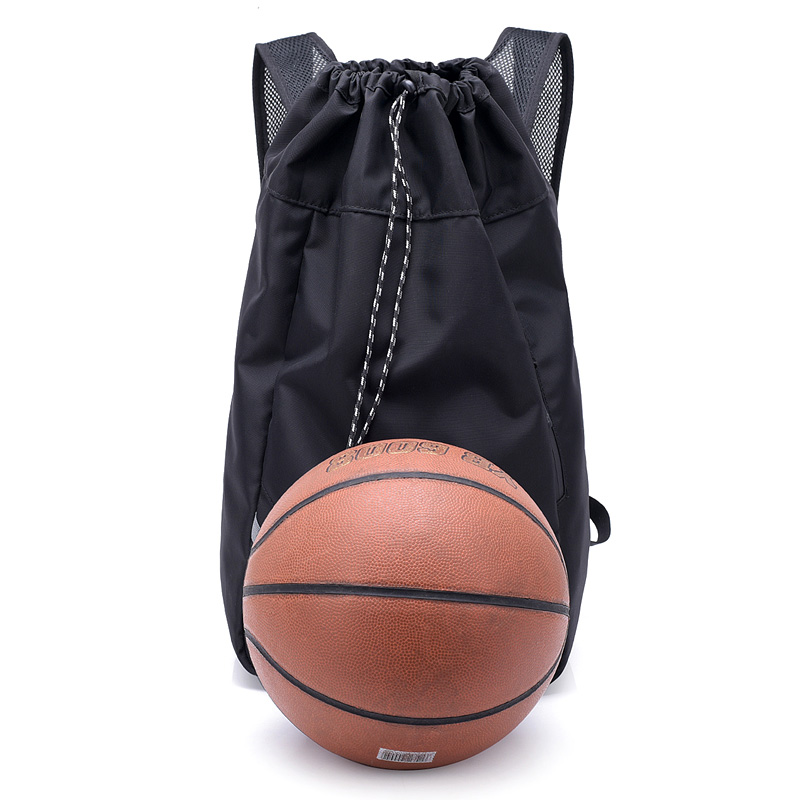 Large Basketball Bags For Balls Soccer Drawstring Mash Pack Fitness Bucket Bag Outdoor Basketball Backpack For Men Baketball