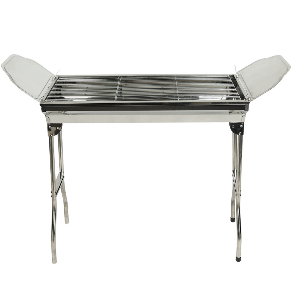 charcoal grills stainless steel - Stainless Steel Charcoal Grill