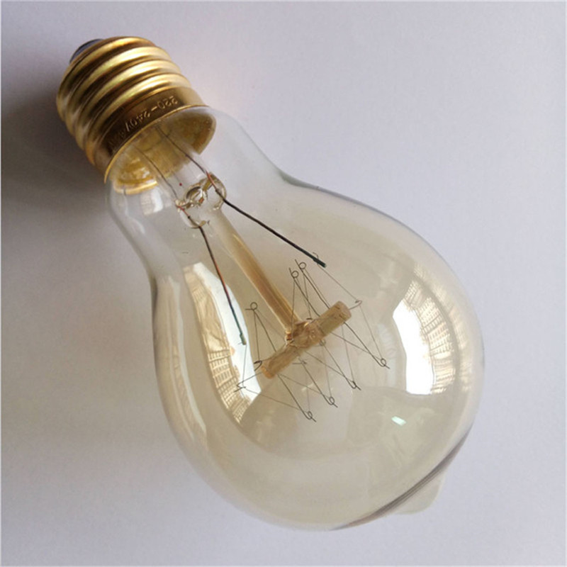 4 pcs lote edison lampada dimmable a19 04