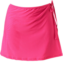 Fashion Loose Women Skirt Wrap Summer Holiday Sarong Swimming Beach Dress Wear Solid Short Bikini Casual Cover Up Swimsuit