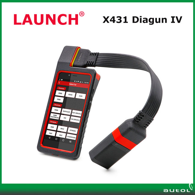Launch X431 Diagun IV Auto Diagnostic Tool New Generation of Launch X431 Diagun III X-431 Diagun IV  2017 new released launch x431 diagun iv powerful diagnostic tool with 2 years free update x 431 diagun iv better than diagun iii