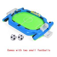 Mini Table Top Football Board Machine Game Home Match birthday Gift Toy For Child Soccer Tables Comes with two small footballs