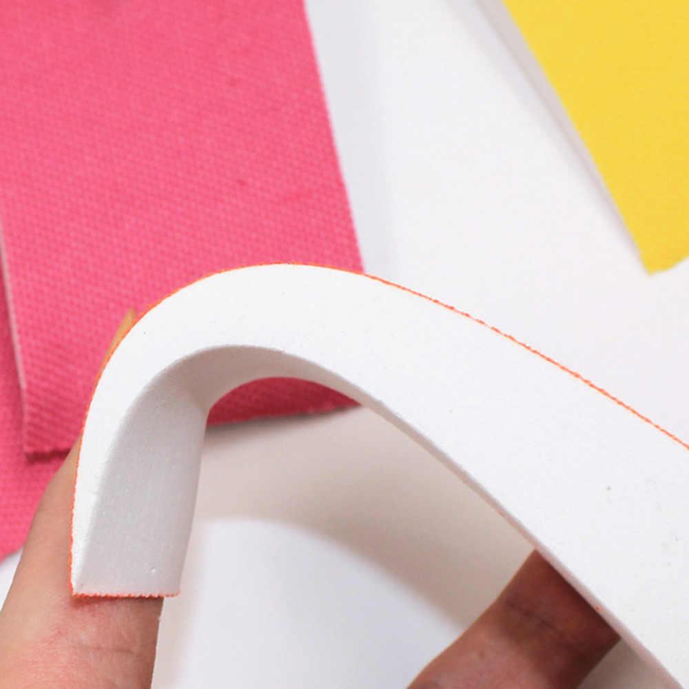 1 çift EVA Yastık Pedleri Topuk Ekleme Artırmak Yüksekliği Asansör Erkekler Kadınlar Ayakkabı Tabanlık