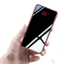 Super Slim 10000mAh Power Bank Dual USB Fast Charging Powerbank For Xiaomi mi iPhone Portable External Battery Charger Poverbank