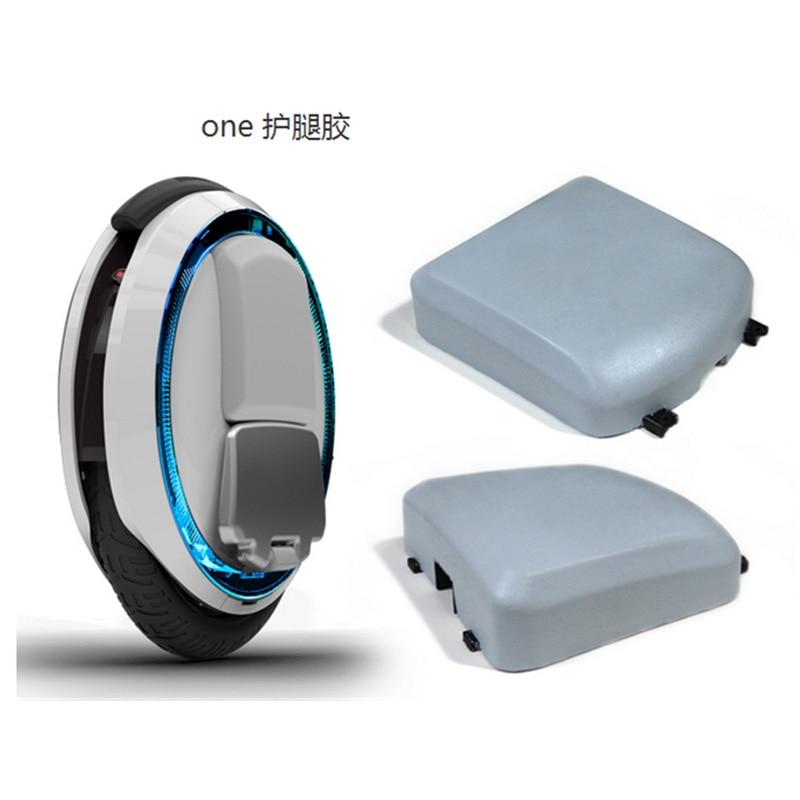 Plástico protetor bezerro para Ninebot Um C e E accessaries plástico perna almofada para Ninebot um reparo frete grátis