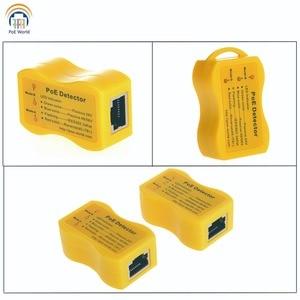 Image 4 - PoE Detector PoE Tester LED Display indicates passive /802.3af/at; 24v/48v/56v, Quickly identify Power over Ethernet