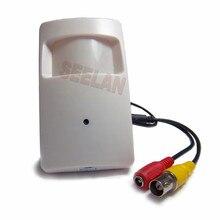 1200 ТВЛ CCTV Камеры безопасности CMOS Цвет 960 H Motion Detector ПИР СТИЛЬ в Помещении ВИДЕОНАБЛЮДЕНИЯ Мини ПИР Стиль 3.7 мм Len Видеонаблюдения камера