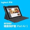 Logitech/logitech para ipad air proteção ik1050 1 geração com teclado integrado