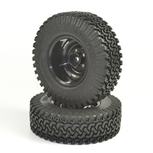 4PCS 1 10 Crawler Tire Set 1 9 With Foam Insert for RC Crawlers 1 10