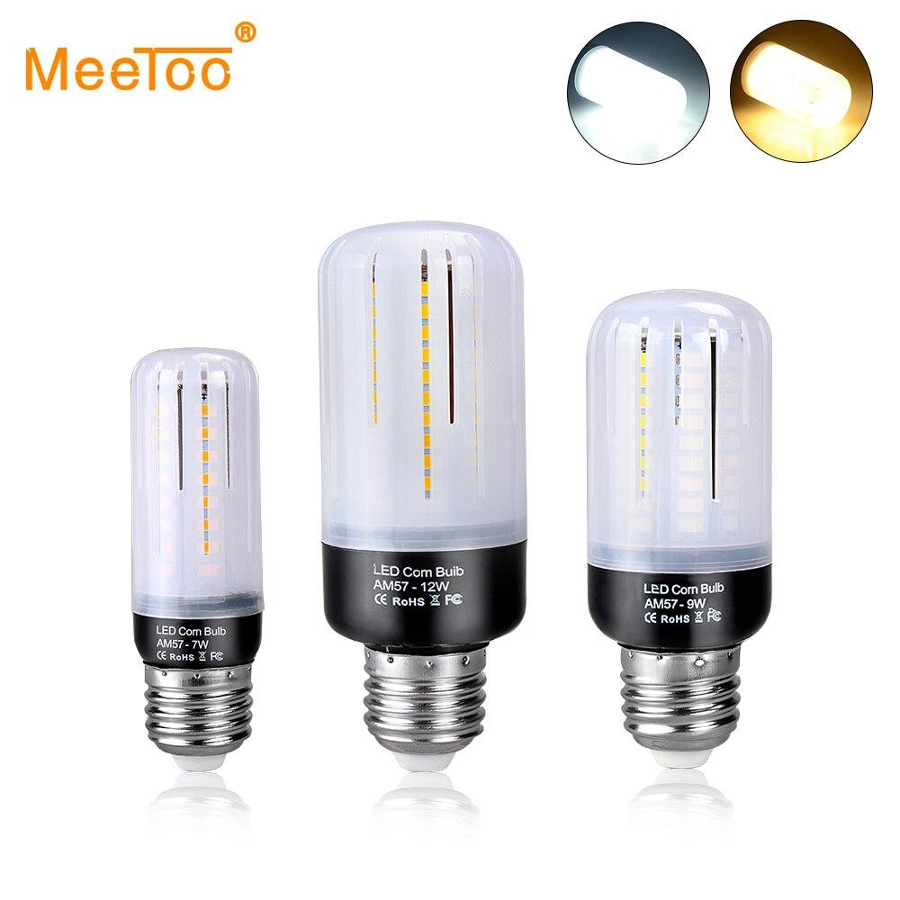 Compact Silicone Bulb Warm Light or Solar 7w 9w 12w g9 smd2835 smd5730