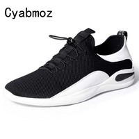 Hot Sale Fashion Mens Height Increasing Elevator Sneakers,Breathable Mesh Casual Shoe,Mens Shoes Invisible Height Increase shoes