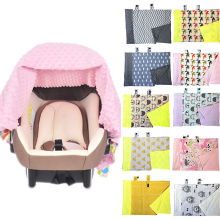 Foreign Baby Stroller Child Seat Basket Cover Seat Cover Double Warm Baby Blanket