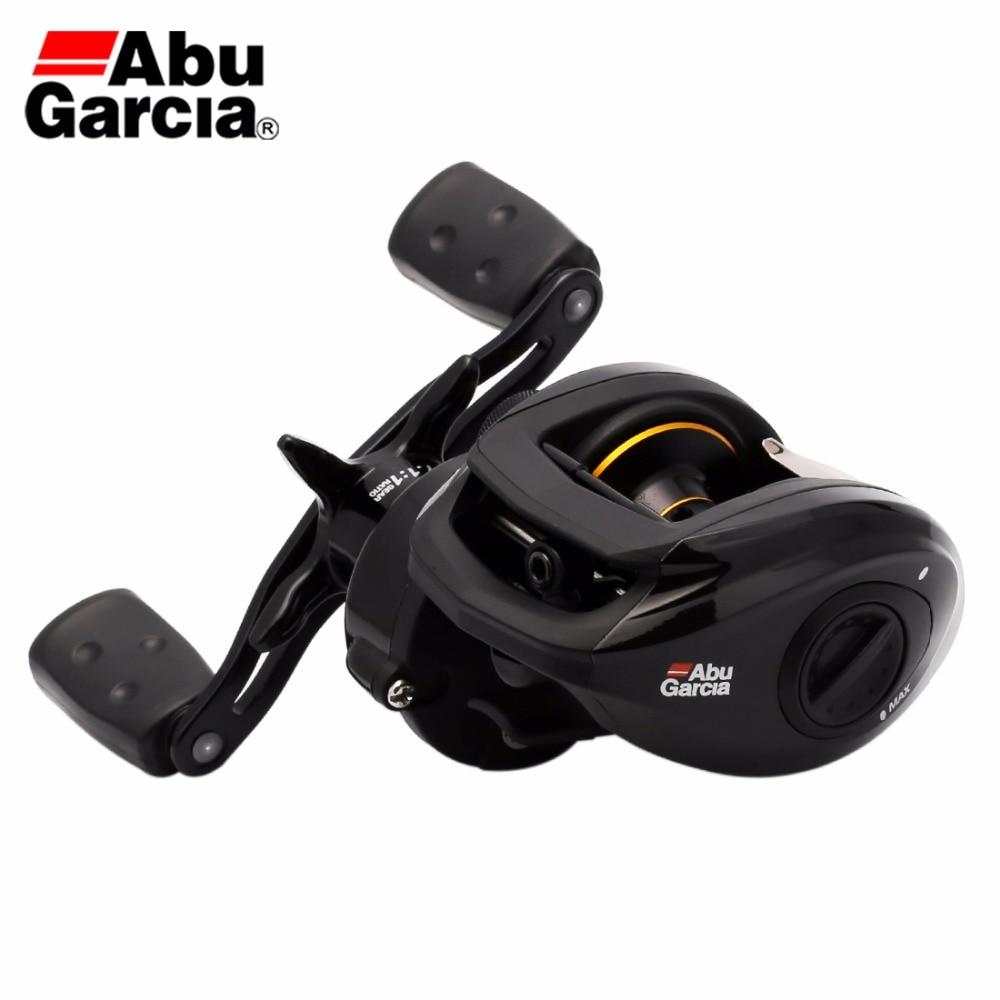 2018 Abu Garcia Brand Casting Fishing Reel 8BB 7.1:1 207g Pro Max3 PMAX3 Right Left Hand Bait Drum Trolling Baitcasting Reel