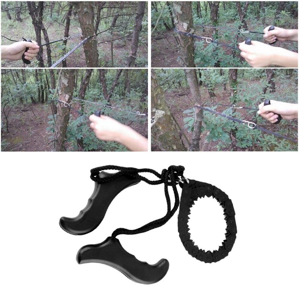 Višenamjenski džep lanac pila ruka pila lanac otvoreni - Kampiranje i planinarenje - Foto 2