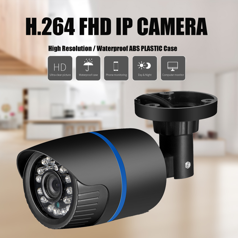 Image 2 - BESDER 2.8mm Wide IP Camera 1080P 960P 720P Email Alert XMEye ONVIF P2P Motion Detection RTSP 48V POE Surveillance CCTV Outdoor-in Surveillance Cameras from Security & Protection