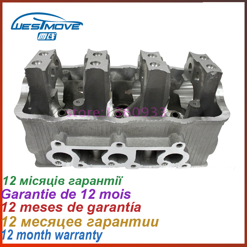 cylinder head FOR Suzuki Alto Flyer 796CC 0.8L SOHC 6V ENGINE : F8B 11110-73002 1111073002 11110 73002 f8cv bare cylinder head for daewoo matiz tico 796cc 0 8l 1998 96316210 96642705 11110 80d00 1111080d00 11110 80d00 m96642708