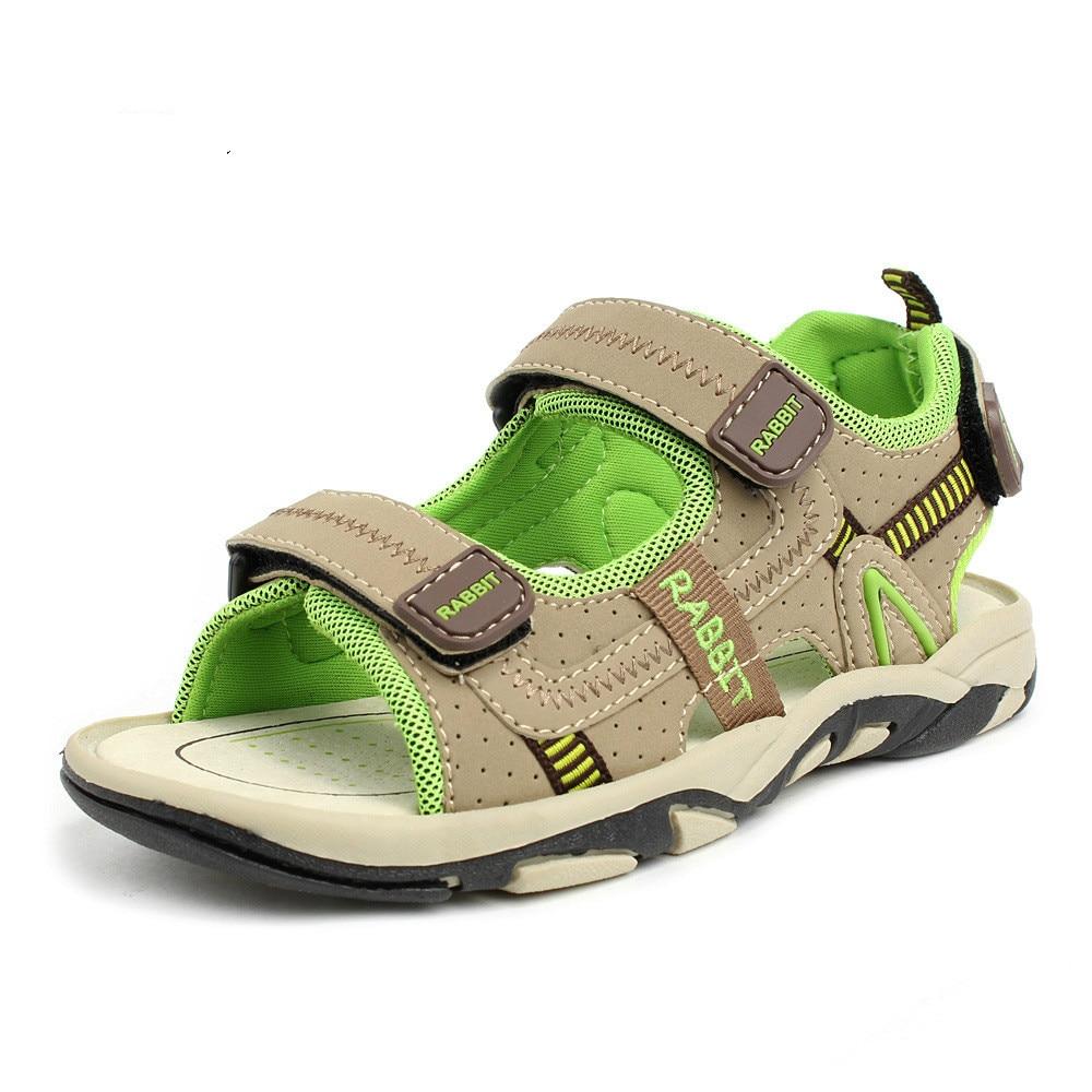 2017 toddler Kids sandals for boys girls summer shoes ...