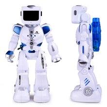 2018 Xinhui Dance Singing Toy Deformation Robot Remote Control Music Toy Birthday Gift Boy Toy
