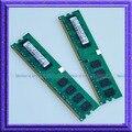 2 ГБ 2 x 1 ГБ PC2-6400 DDR2 800 800 мГц 240PIN не Ecc DIMM рабочего памяти RAM полный тест
