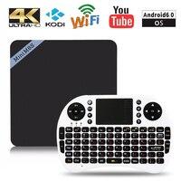 Mini M8S II Amlogic S905X TV Box 4K Android 6 0 64Bit VP9 Decoding 2GB DDR3