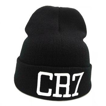 Luxusná pánska zimná čiapka CR7