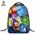 Children School Backpacks 16'' Cartoon Student Backpack Bag Girls Kids Backpack Purple Schoolbag for Boys