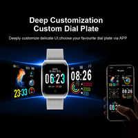 Smart Armband Band Met Hartslagmeter Bloeddruk F9 Fitness Tracker Smart Horloge monitoring horloge Armband Polsband