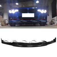 MAD Style Front Splitter Bumper Lip Spoiler For BMW F30 F35 M TECH Bumper OLOTDI Car Styling
