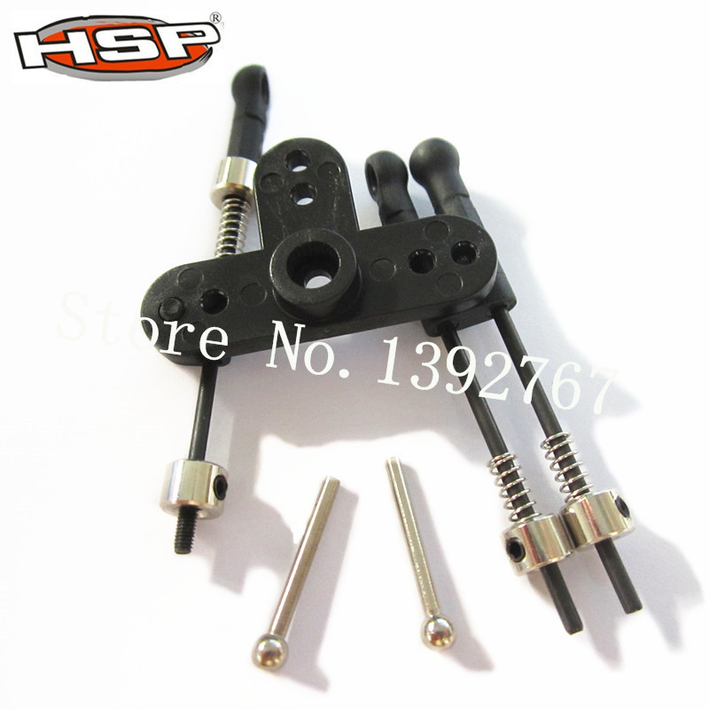 60050 HSP Camper Parts Brake Link RC Parts 1/8 For HiSpeed Nitro Buggy Model Car Pro  Battle LACEREA Camelry 60065 differential gear set for hsp rc 1 8 model car spare parts 94760 94761 94763