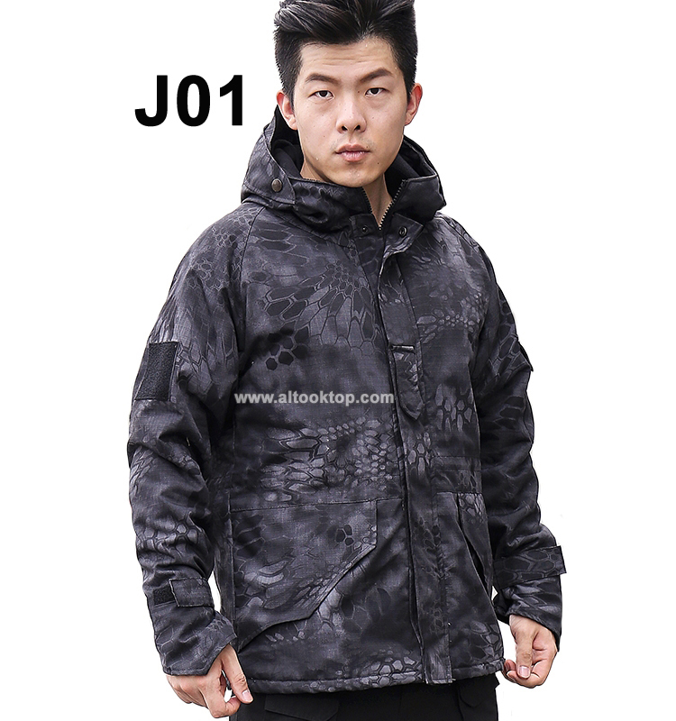 Softshell jacket men bomber outdoor military tactical hunting clothes waterproof windproof coat camouflage army typhon