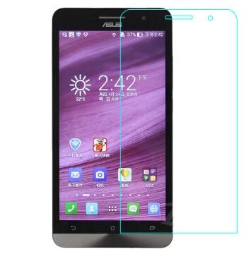Untuk screen protector asus zenfone 5 kaca tempered 0.3mm slim HD - Aksesori dan suku cadang ponsel - Foto 2