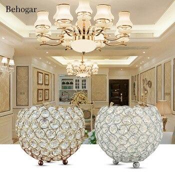 Behogar Metal cristal Bola con diseño calado en forma de vela titular de la lámpara de pie centro de mesa candelero Decoración Para bar para fiestas de boda