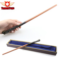 Original Version Quality Metal Core Deluxe COS Newell Magic Wand Of Magical Stick With Gift Box