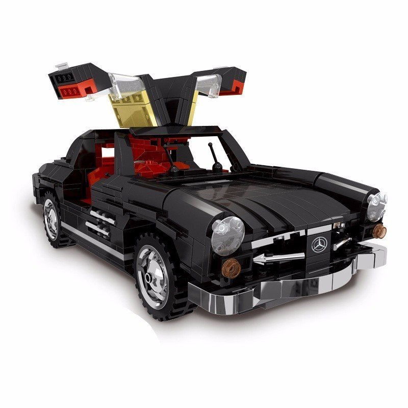825pcs Diy Building Blocks The Technic Creative MOC Photpong Car Model Compatible with Legoingly Toys for Children Kids Gift825pcs Diy Building Blocks The Technic Creative MOC Photpong Car Model Compatible with Legoingly Toys for Children Kids Gift