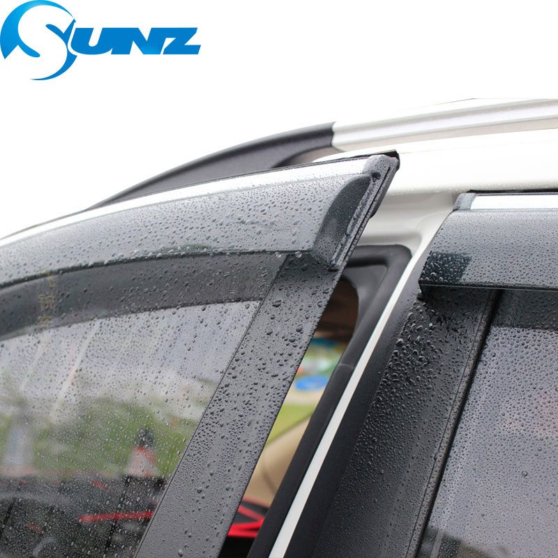 Image 4 - Window Visor for Holden Chevrolet Cruze 2013 2016 side rain guards for Chevrolet Cruze Daewoo Lacetti Premiere hatchback SUNZ-in Awnings & Shelters from Automobiles & Motorcycles