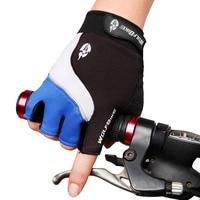 Mountain Road Bicycle Bike Gloves 3D GEL Anti-slip Cycling Gloves ves Anti-shock Half Finger Bicycle Gloves AC0099
