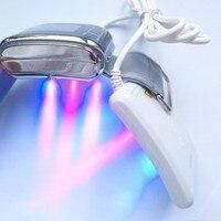 Laspot Хит продаж крови Давление лазерные часы вылечить стресс беспокойство напряженность быстрого heartbeate внешний датчик зажим для носа