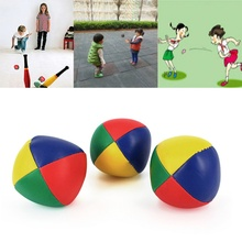 3 PCS Baby Ball Toys Set Classic Sandbags Childrens Throwing Parent-Child Interactive Game