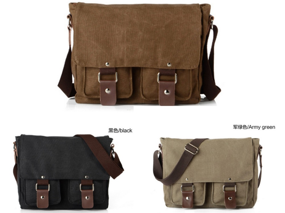 Small laptop satchel