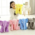 40CM Plush Elephant Toy Kids New Large Plush Toys for Chidren Sleeping Back Cushion Doll Birthday & Christmas Gift pokemon plush