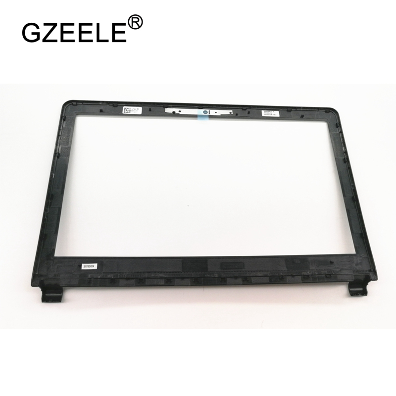 GZEELE New for <font><b>DELL</b></font> <font><b>inspiron</b></font> <font><b>15</b></font> 7000 7557 <font><b>7559</b></font> Laptop LCD Front Bezel cover case 5JFPT image