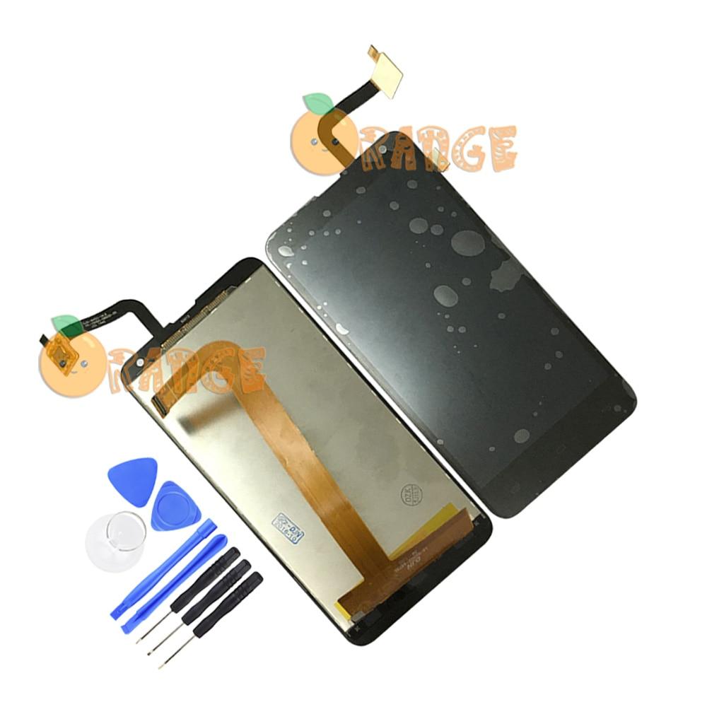 imágenes para Nuevo reemplazo del monitor táctil para fly evo tech 4 iq4514 lcd pantalla digitalizador del sensor de cristal número de seguimiento + herramientas