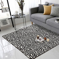 Home Textile Carpet Thickening Non Slip Carpet Sitting Room Tea Table Bedroom Bed Mat Carpet Floor